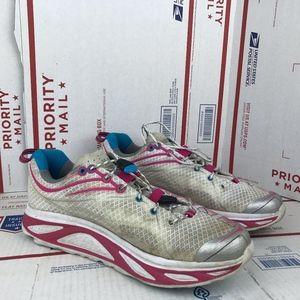 2 Left Shoes Hoka One One Womens Huaka Size 10